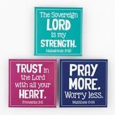 Sovereign Lord Magnet, Set of 3