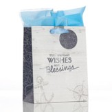 Warmest Wishes and Blessings, Gift Bag, Medium