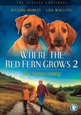 Where the Red Fern Grows #2, DVD