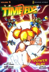 Power Play, Volume 5, Z Graphic Novels / TimeFlyz