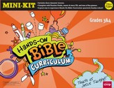 Hands-On Bible Curriculum, Mini-Kit - Grades 3&4
