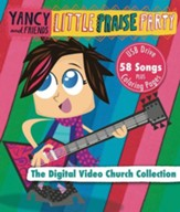 Little Praise Party: The Digital Video Church Collection (USB)