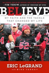 Believe: My Faith and the Tackle That Changed My Life - eBook