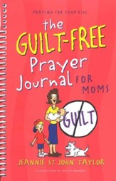 The Guilt-Free Prayer Journal for Moms - Slightly Imperfect