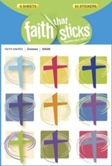 Stickers: Crosses