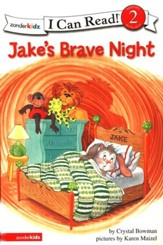 Jake's Brave Night, I Can Read! Level 2 (Reading with Help)