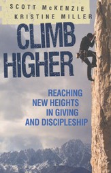 Climb Higher: Creating a Vision for Giving and Discipleship