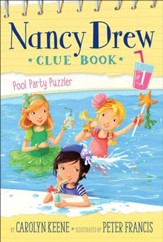 Pool Party Puzzler - eBook