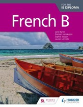 French B for the IB Diploma Student Book / Digital original - eBook
