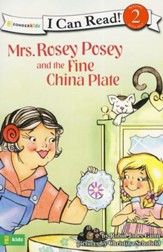 Mrs. Rosey Posey and the Fine China Plate: Level 2
