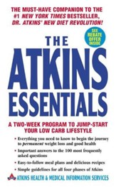 The Atkins Essentials - eBook