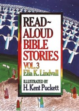 Read-Aloud Bible Stories, Volume 3