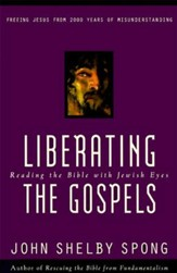 Liberating the Gospels: Reading the Bible with Jewish Eyes - eBook