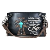 Hope, Fashion Cross Purse, Black