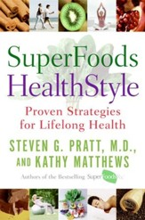SuperFoods HealthStyle: A Year of Rejuvenation - eBook