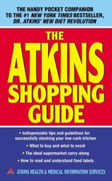 The Atkins Shopping Guide - eBook