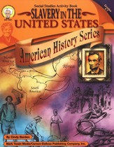 Slavery in the United States Grades 4-7