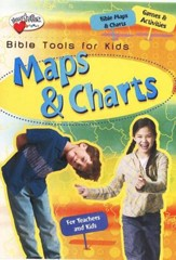 Maps & Charts CD-ROM (ages 6-12)