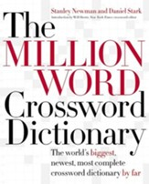 The Million Word Crossword Dictionary - eBook