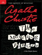 The Moving Finger: A Miss Marple Mystery - eBook
