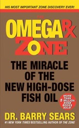 The Omega Rx Zone - eBook