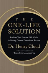 The One-Life Solution - eBook