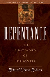 Repentance: The First Word of the Gospel - eBook