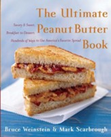 The Ultimate Peanut Butter Book - eBook