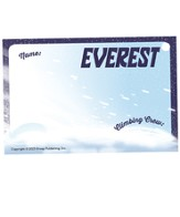 Everest VBS 2015: Name Badges, Pack of 10