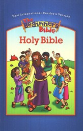 NIrV Beginner's Bible, Holy Bible, Large-Print - Slightly Imperfect