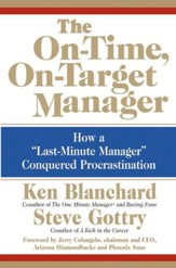 The On-Time, On-Target Manager - eBook