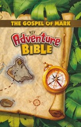 The NIV Adventure Bible: Gospel of Mark, Softcover  1984 - Slightly Imperfect