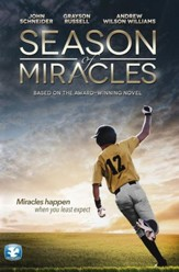 Season of Miracles, DVD