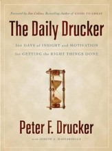 The Daily Drucker - eBook
