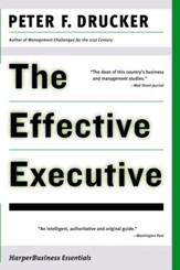 The Effective Executive - eBook