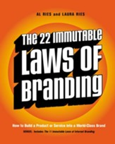 The 22 Immutable Laws of Branding - eBook