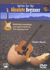 Guitar for the Absolute Beginner DVD