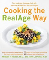 Cooking the RealAge (R) Way - eBook