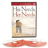 His Needs, Her Needs: Building an Affair-Proof Marriage, DVD