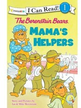 The Berenstain Bears Mama's Helpers - Slightly Imperfect