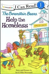 The Berenstain Bears Help the Homeless - Slightly Imperfect