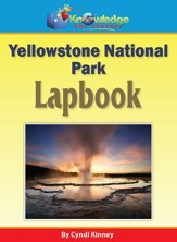 Yellowstone National Park Lapbook (Printed Edition)