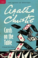 Cards on the Table: Hercule Poirot Investigates - eBook
