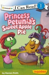 Princess Petunia's Sweet Apple Pie