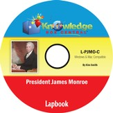 President James Monroe Lapbook PDF CD-ROM