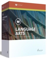 Lifepac Language Arts, Grade 6,  Complete Set