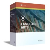 Lifepac Language Arts, Grade 7,  Complete Set