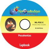 Pocahontas Mini-Lapbook PDF CD-ROM