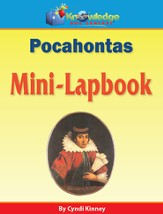 Pocahontas Mini-Lapbook (Printed Edition)