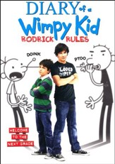 Diary of A Wimpy Kid: Rodrick Rules, DVD